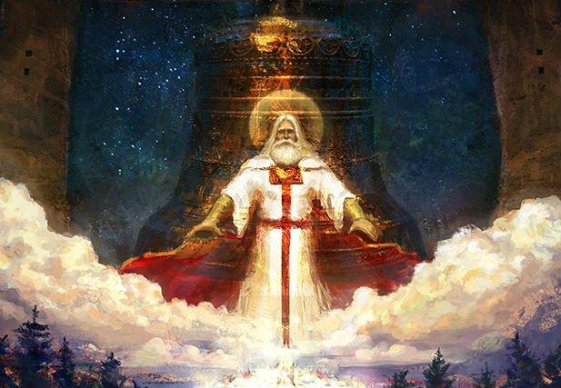 С 27 декабря начинаются 12 Программных дней Рода!
